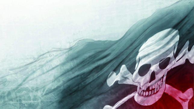El origen de la bandera pirata, la Jolly Roger, está en un símbolo católico
