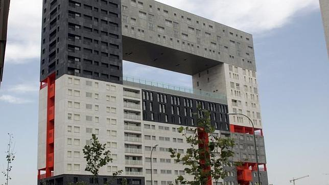 Los edificios más horribles de Madrid