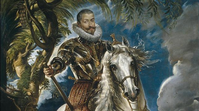 Retrato del Duque de Lerma, por Peter Paul Rubens