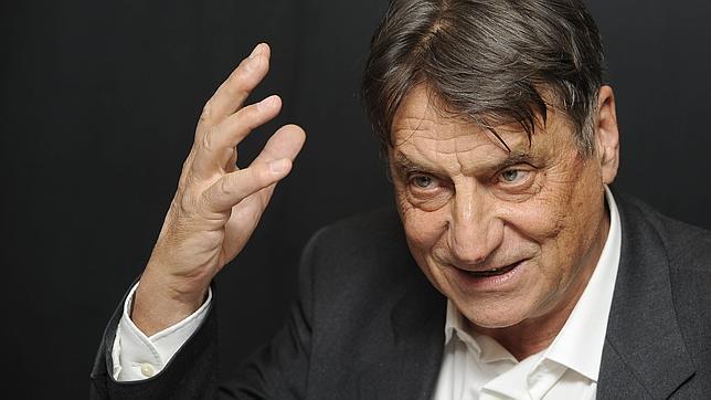 Claudio Magris, en una imagen de archivo