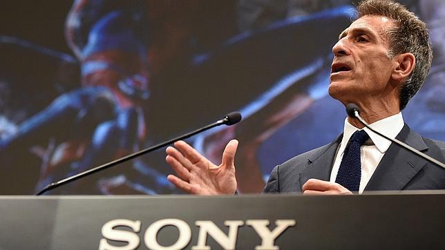 Michael Lynton, CEo de Sony Entertainment y Sony Pictures