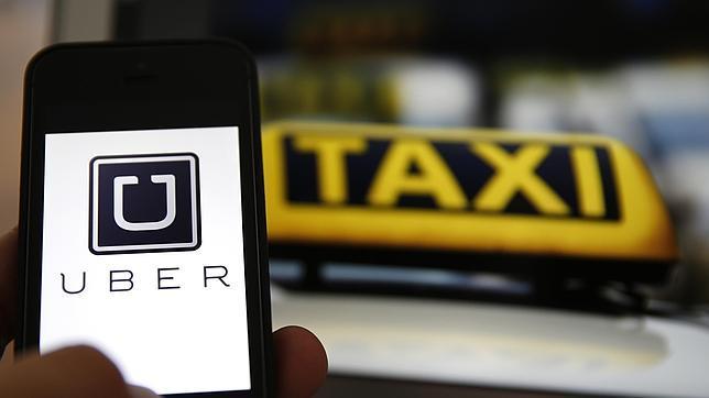 Uber defiende su modelo de negocio