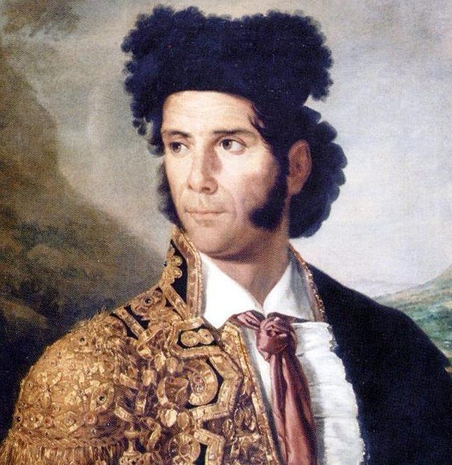 Retrato de Francisco Montes «Paquiro»