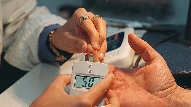 fotos de ancianos enfermos de diabetes