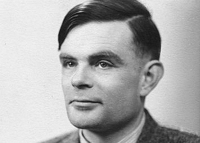 Un retrato de Alan Turing, quien al morir dividió sus bienes en partes iguales entre un grupo de colegas y su madre
