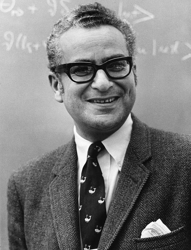 Murray Gell-Mann en 1969, año en el que fue galardonado con el Premio Nobel de Física
