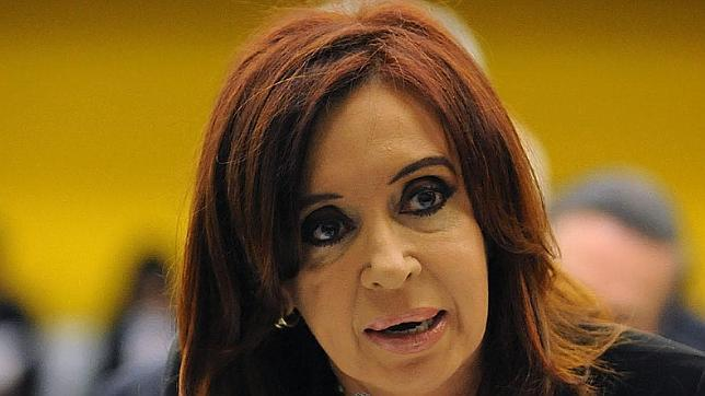 Cristina Fernández de Kirchner en una imagen de archivo