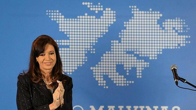 La presidenta argentina Cristina Fernández de Kirchner, en una imagen de archivo