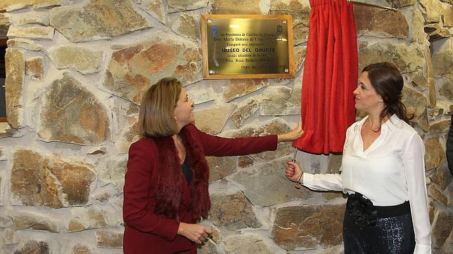 Cospedal y Romero inauguran el Museo del Quijote en Ciudad Real