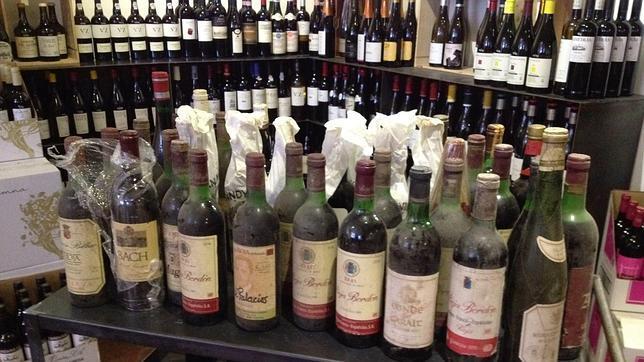 Las mejores tiendas de vinos de Madrid