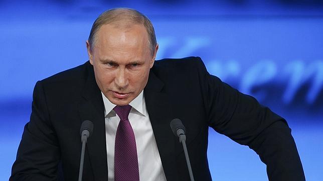 Vladimir Putin, el pasado mes de diciembre