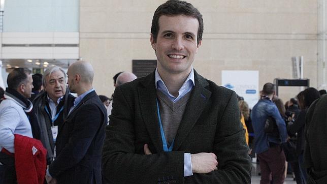 Pablo Casado, en una imagen de archivo
