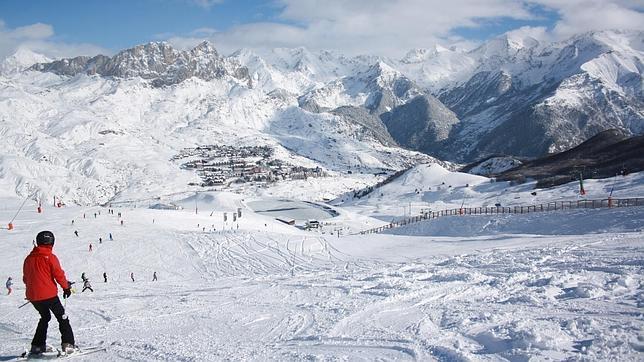 La Estación De Esquí De Formigal Cumple Medio Siglo