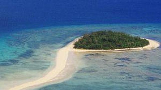 El islote de Fiji que se ha adjudicado por otros 700.000 euros.