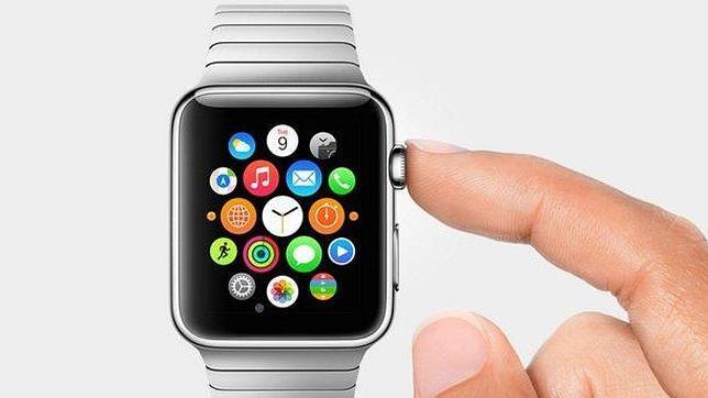 Detalle del Apple Watch