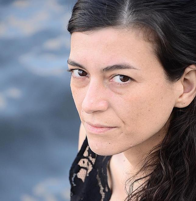 La escritora Samanta Schweblin