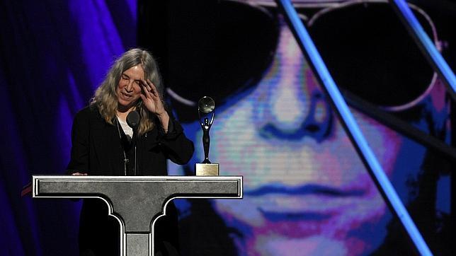 Patti Smith recuerda a Lou Reed