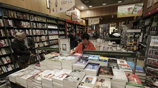 Las librerías españolas se preparan para celebrar el Día del Libro