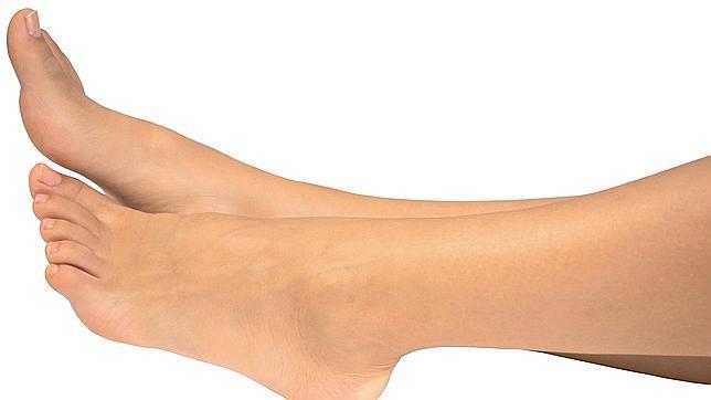 dolor y calor en la planta de los pies