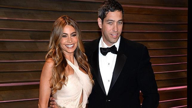 Vergara y Loeb en una imagen de 2013
