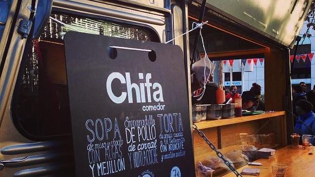 En Madrid, entre muchos otros destaca Chifa
