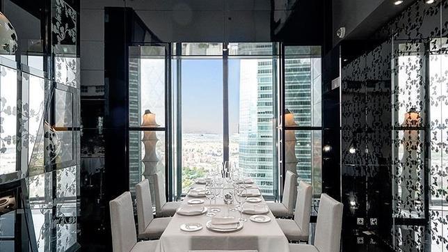 Los diez restaurantes más espectaculares para visitar en Madrid