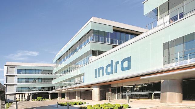 Indra ya factura alrededor del 70% de su negocio en el exterior