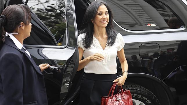 Nadine Heredia acudió al Congreso el pasado viernes para declarar ante una comisión