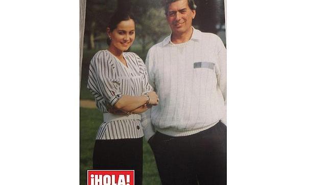Imagen compartida por la revista Hola a través de su página web