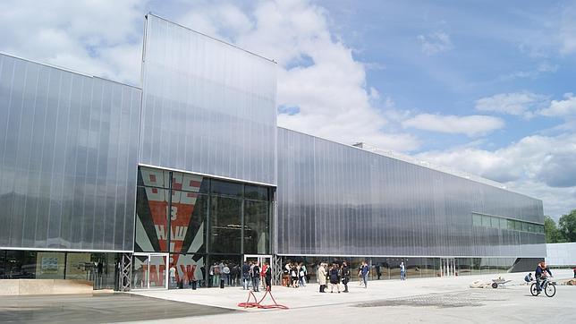 Exterior del nuevo museo