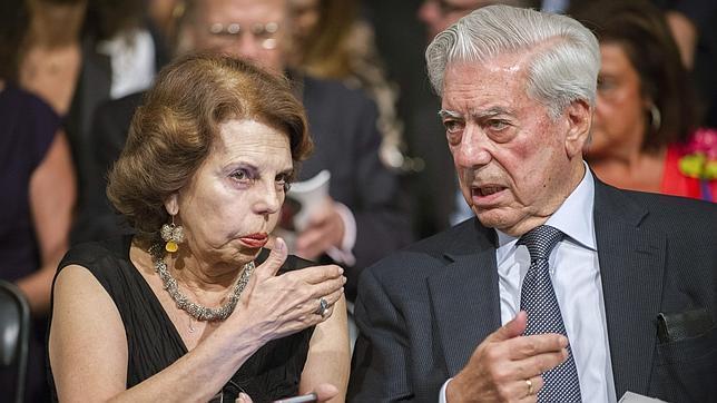 Mario Vargas Llosa confirma su separación de Patricia Llosa