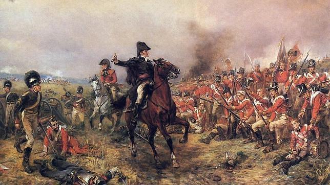 Los británicos se preparan para enfrentarse a las tropas del Sire»