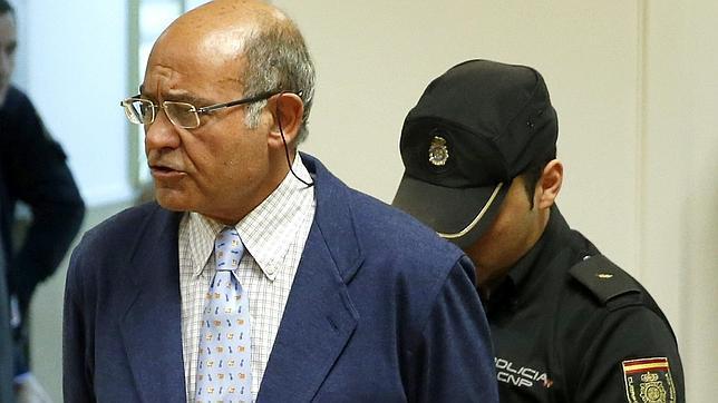 El expresidente de la CEOE y de la patronal madrileña Gerardo Díaz Ferrán