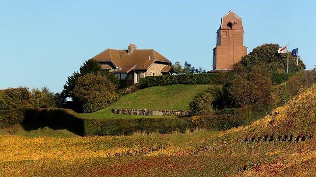 Los viñedos, casas y bodegas de Champaña, en Francia, nuevo Patrimonio Mundial