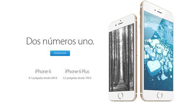 Foto de la Apple Store
