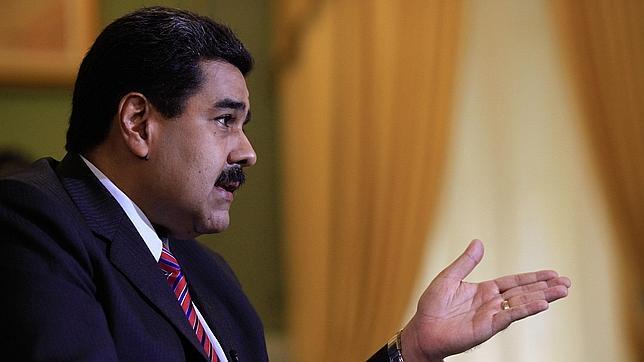 El presidente venezolano, Nicolás Maduro, el pasado miércoles