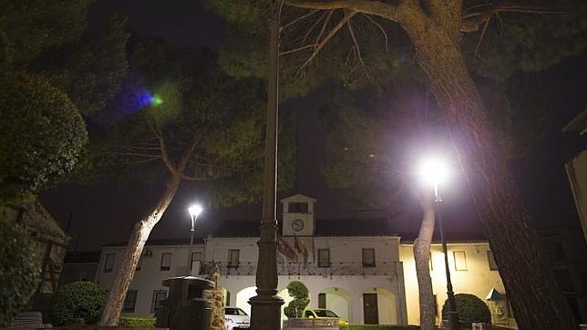 El antiguo ayuntamiento de Parla