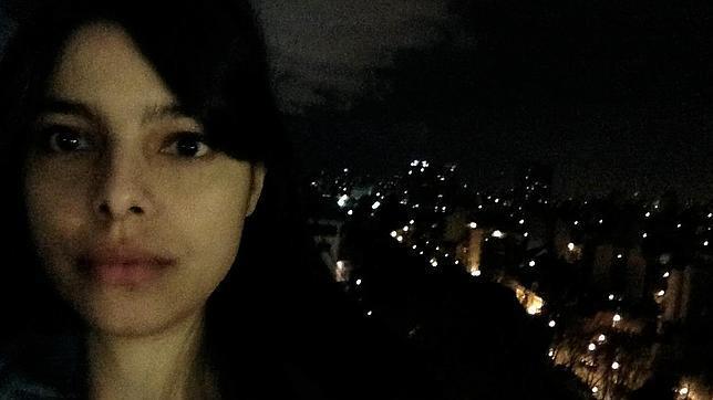 El selfie que Margarita García Robayo dedica a ABC Cultural