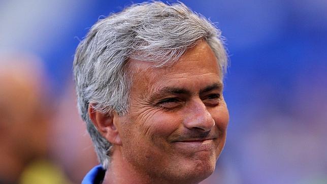 Mourinho, entrenador del Chelsea