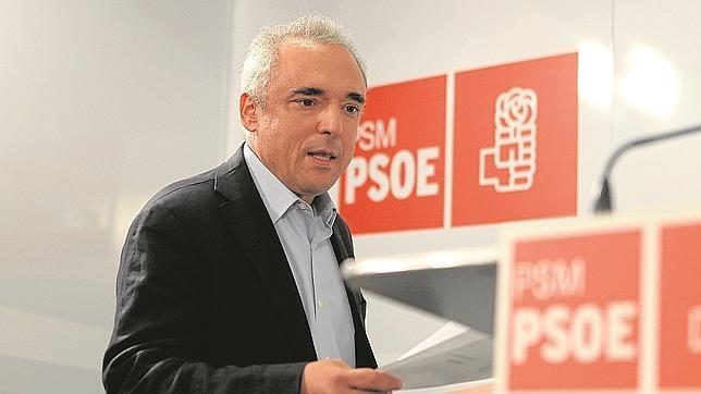 El presidente de la gestora que ha dirigido hasta este domingo el PSM, Rafael Simancas