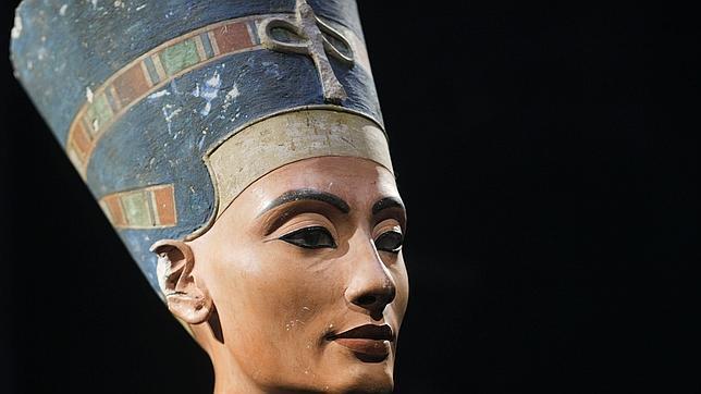 Busto de Nefertiri