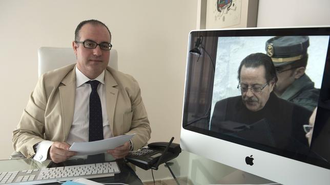 El letrado del exalcalde de Marbella Julian Muñoz, Antonio José García Cabrera