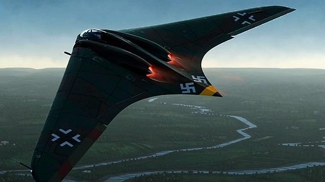 Cuatro armas secretas utilizadas por Hitler en la II Guerra Mundial