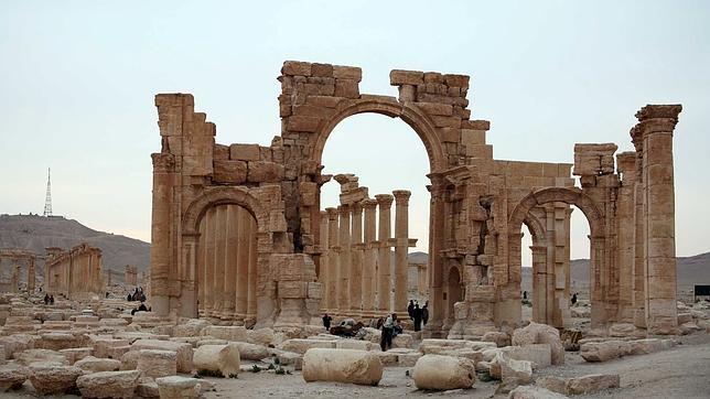 El monumento tenía más de 2.000 años de antigüedad