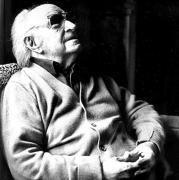 Una de las últimas imágenes del maestro Joaquín Rodrigo. ABC