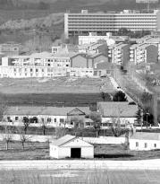 El Poblado Obrero ocupa una superfice de 74.060 metros cuadrados. ABC