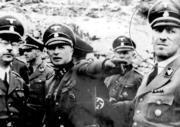 De todas las fotos de Boix, ésta es la más decisiva: en su extremo aparece Kaltenbrunner que acabó en la horca en 1946 S. G.