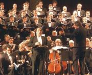 MIichael Plasson, dirigiendo a la Orquesta del Capitolio de Toulouse EFE