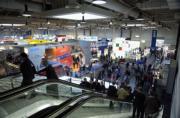 Hannover se prepara ya para acoger a unos 650.000 visitantes en CeBIT 2004. ABC