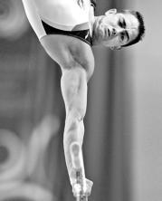 REUTERS  Rafael Martínez, una de las bazas de la gimnasia española